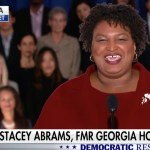 Abrams Counters Trump With a Compelling Vision for America
