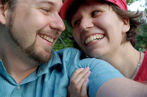 Smiling Together photo by Salander
