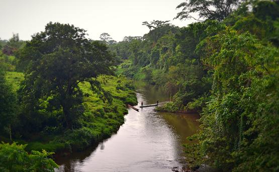 Pis Pis River in Mayangna Territory
