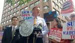 Bill de Blasio: A Mayor for the New Economy