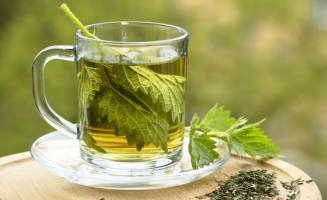Nettle Tea photo courtesy of Shutterstock