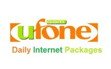 Ufone Daily Internet Packages List of All Latest Activation Codes & Prices
