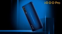 Vivo iQOO Pro Supports the Most Advanced Vivo Technologies