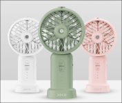 Xiaomi launches the portable DOCO Ultrasonic Dry Misting Fan for ¥69 ($10)