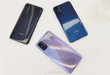 Honor X10 Max live photos posted on Weibo show off all colors