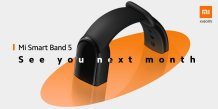 Xiaomi to launch the Mi Band 5 as Mi Smart Band 5 globally next month