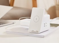 Xiaomi vertical wireless charging socket launched for 109 yuan ($16)