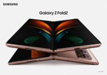 Leaked Samsung Galaxy Z Fold 2 render shows it will come in Bronze Gold too