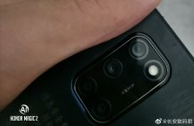 Mystery Huawei / Honor phone spotted with 48MP quad cameras