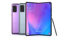 New Galaxy Unpacked teaser hints at Galaxy Z Fold 2's launch