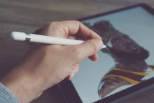 Next-generation Apple Pencil could sense colors in real life, suggests new patent
