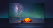 Here's your first look at OPPO TV with pop-up camera