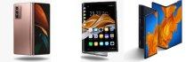 Royole FlexPai 2 vs Samsung Galaxy Z Fold 2 vs Huawei Mate Xs: Specs Comparison