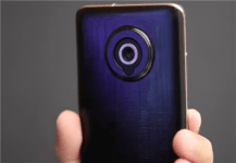 Xiaomi showcases a self-developed retractable telescopic camera
