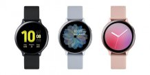 Galaxy Watch Active 2 leaks in Rose Gold Color; Tipped to launch alongside Galaxy S21