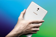 6-year-old Galaxy Tab S 8.4 is receiving a new update