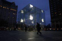 Apple has shut around 100 stores across the US