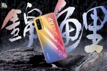 realme V15 5G launched in China with Dimensity 800U, AMOLED display, and 50W fast charging
