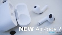 Apple Airpods 3 Clone Hands-on: A closer look at the new AirPods design