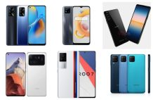 Upcoming Smartphones in April 2021: Redmi, Samsung, OPPO, Nokia, Sony, & more