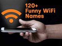 120+ Funny WiFi Names