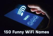 150 Funny WiFi Names