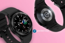 Does the Galaxy Watch 4 have a built-in camera?