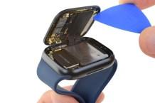 Apple Watch Series 7 teardown reveals bigger battery size, smaller bezels