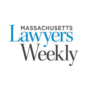 MA Lawyers Weekly