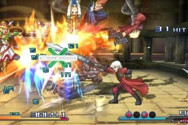 Project X Zone, Outsiders: Project X Zone