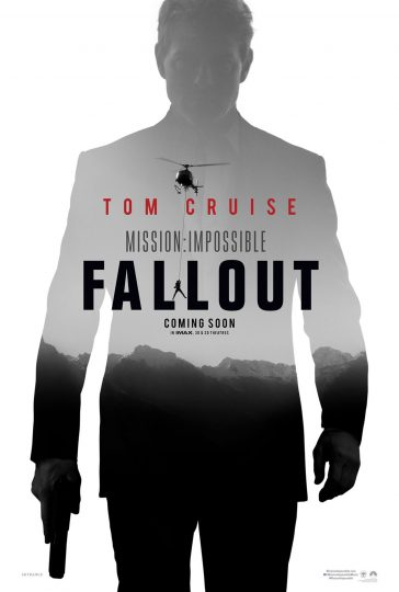 Mission: Impossible, 'Mission: Impossible – Fallout' : ODE ALL'IMPOSSIBILE