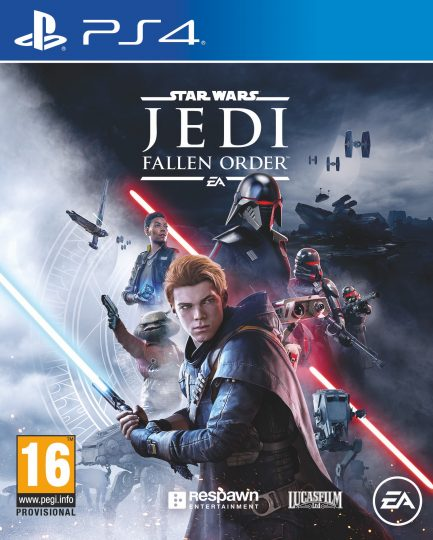 Star Wars Jedi Fallen Order,Respawn Entertainment,elettronic arts, Star Wars Jedi: Fallen Order, svelate le box art