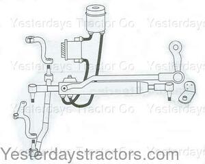 Ford 3000 Power Steering Kit  S60747