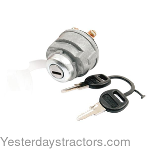 Ford New Battery Starter Solenoid Key Switch Get V To Neutral Safety Wiring Diagram 1710 Tractor