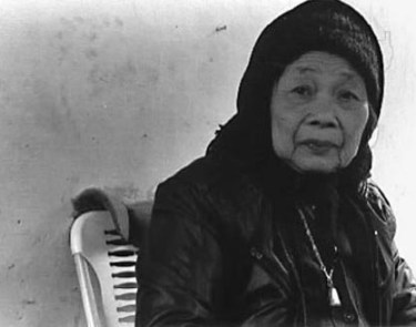 Auntie Huong, Hanoi by Karen Davis