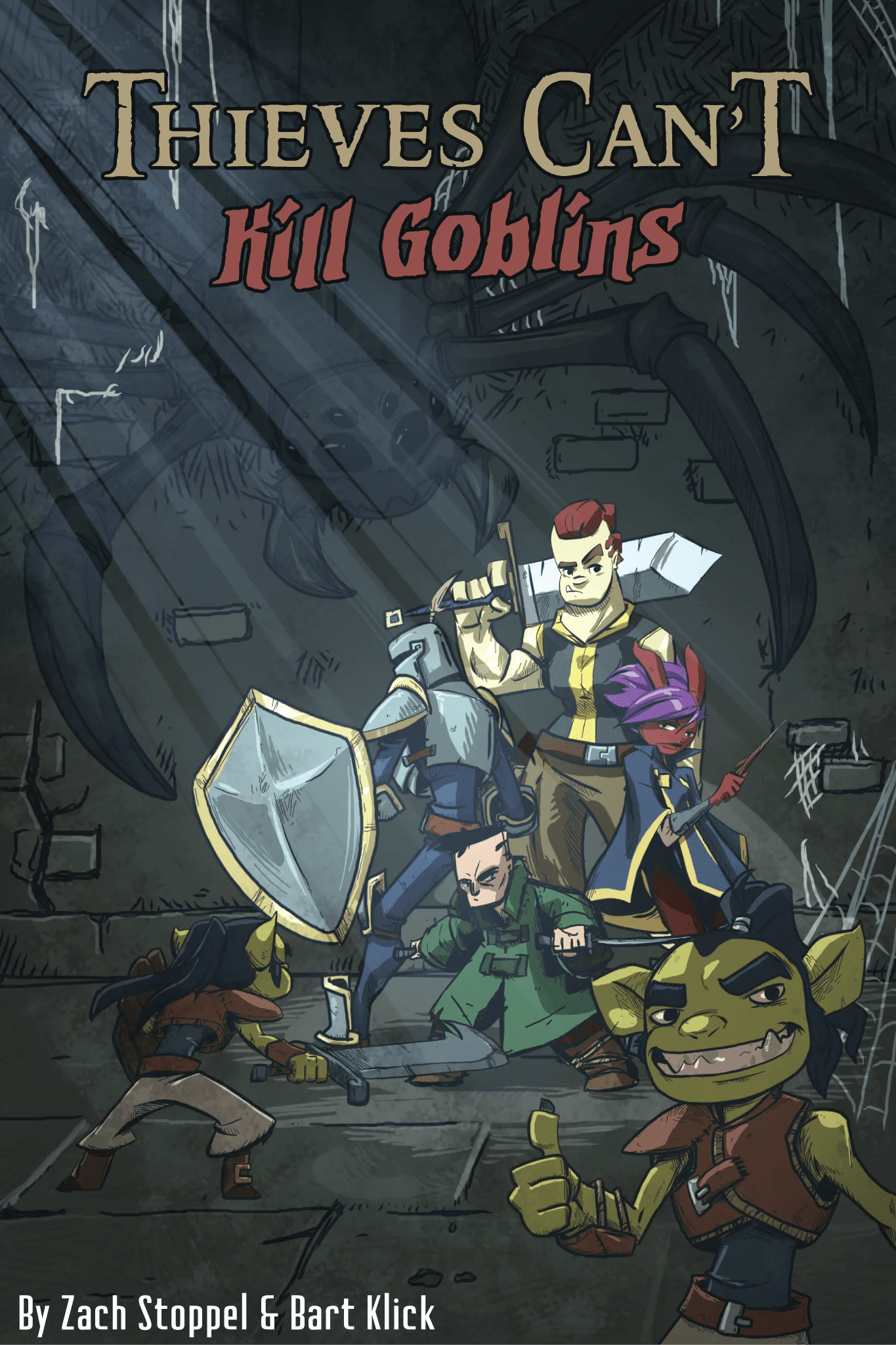 Thieves Can't Kill Goblins