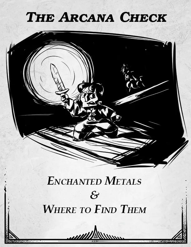 Enchanted Metals