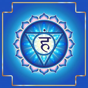 Chakra 5 Vishuddha Mantra