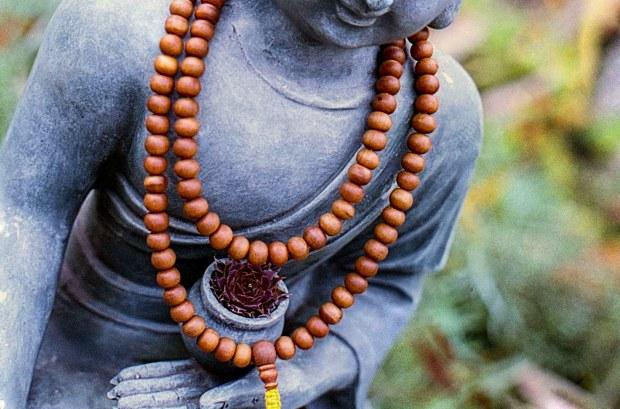bouddha mala