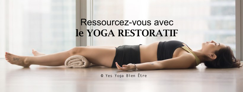 yoga restoratif anti stress