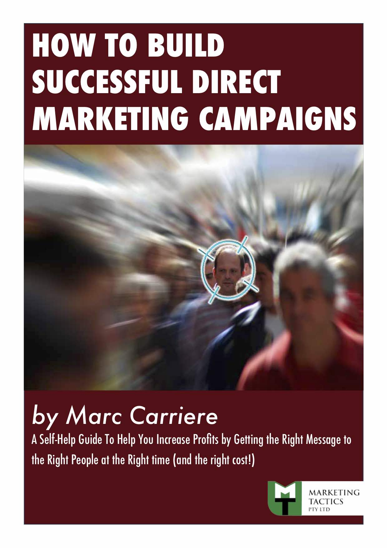 How to Build Successful Marketing Campaigns cover