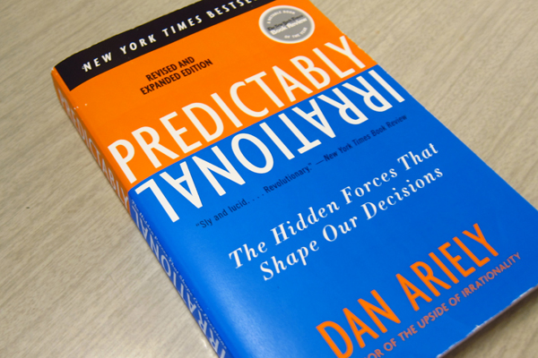 Predictably Irrational by Dan Ariely: Notes