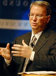 Eric Schmidt on books about IT trends