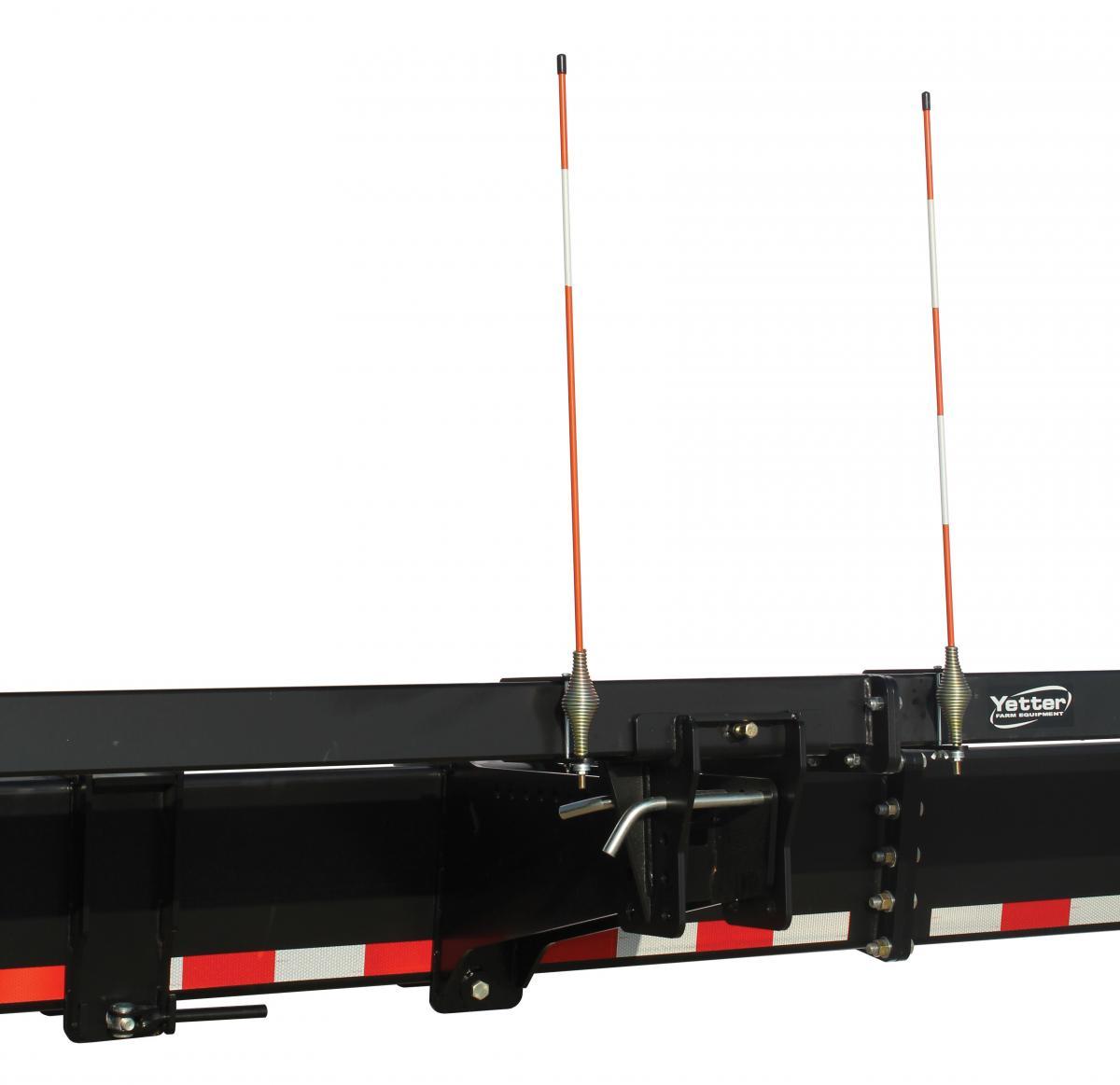 8500 Head Cart Trailer Yetter Co