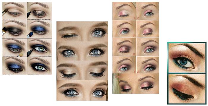 """Résultat de recherche d'images pour """"maquiller ses yeux naturellement"""""""