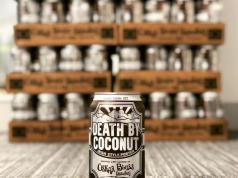 Death by Coconut Irish Porter
