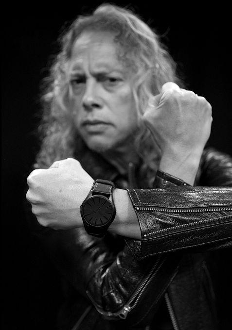 nixon x metallica watch