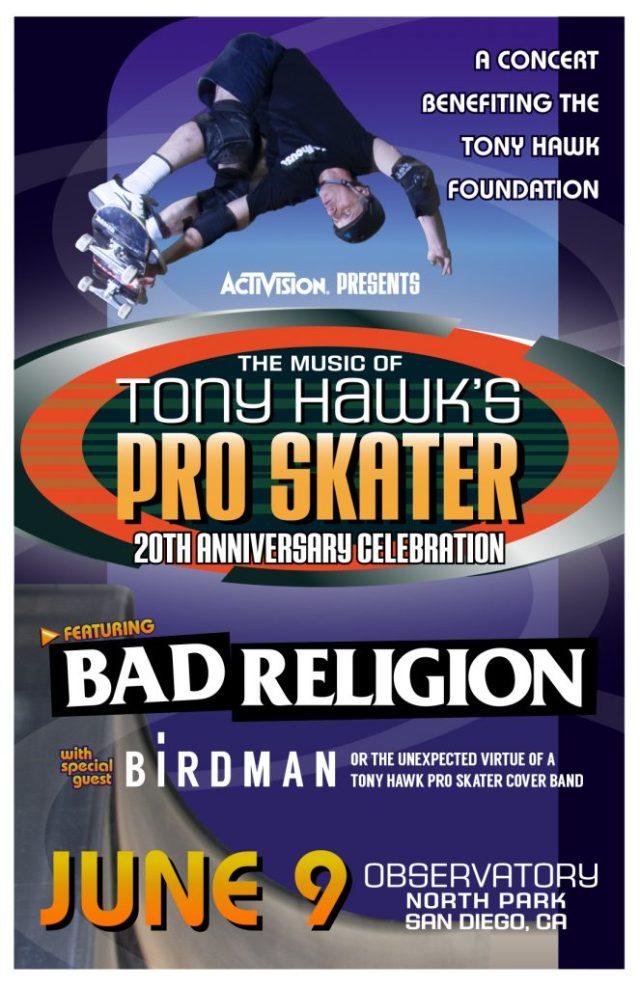 Pro Skater 20th Anniversary
