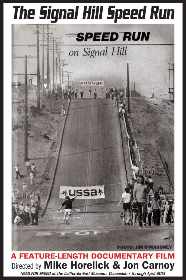 The Signal Hill Speed Run