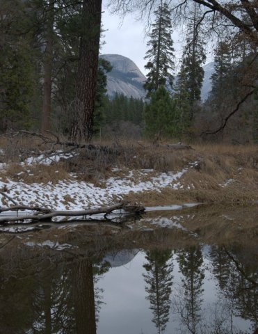 Yosemite-NorthDome-Merced-YExplore-DeGrazio-Jan14